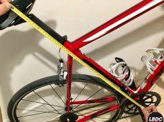 altura sillin bicicleta