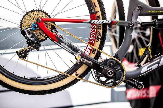 desarrollo bicicleta