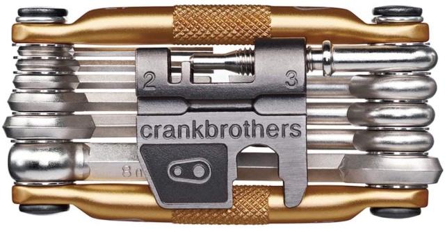 Multiherramienta Crank Brothers con una buena relación calidad-precio