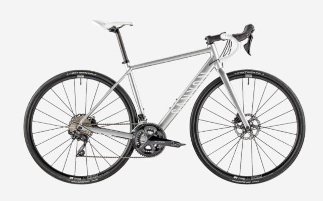 Bicicleta para mujer Canyon Endurace WMN AL Disc 7.0
