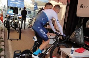 Chris froome sobrepeso