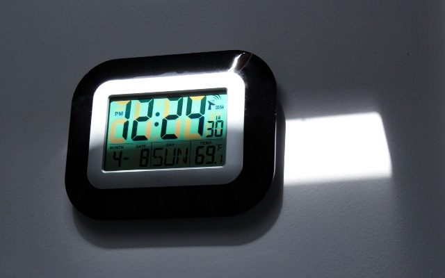 Reloj alarma para salir en bici