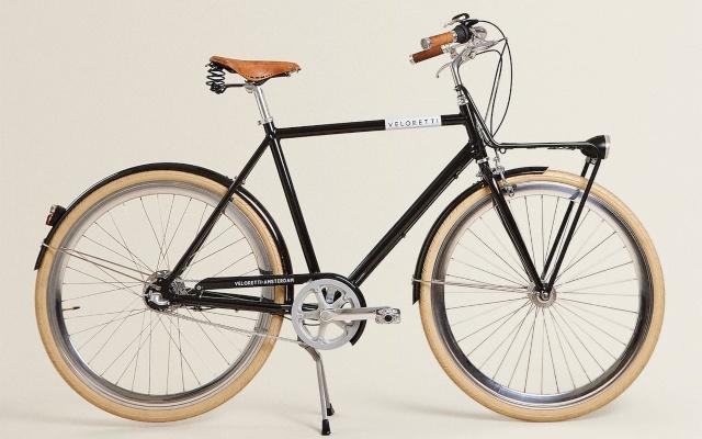 Bicicleta urbana Zara Home