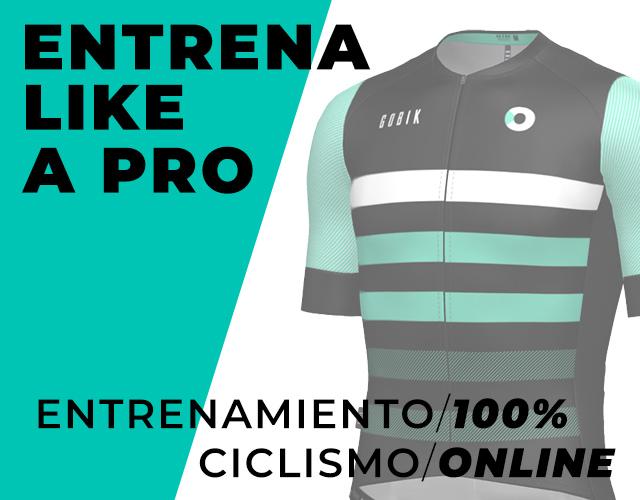 entrenamiento online de ciclismo