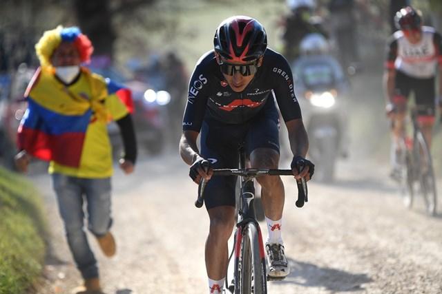 Egan bernal ciclismo colombiano
