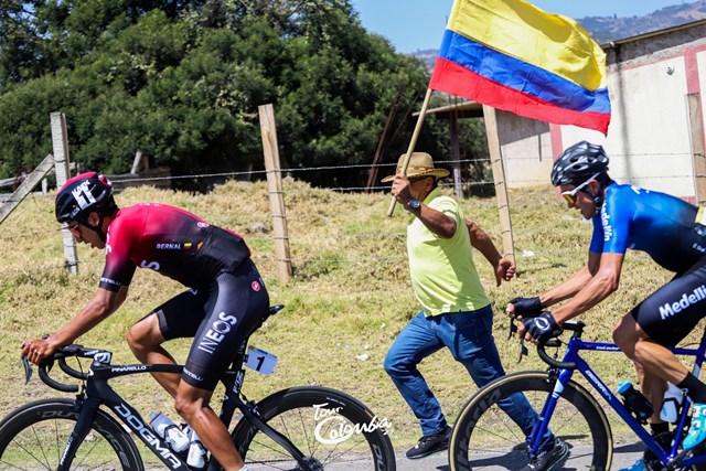 ciclismo colombia vs ecuador