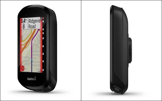 Garmin Edge 830 diseño táctil