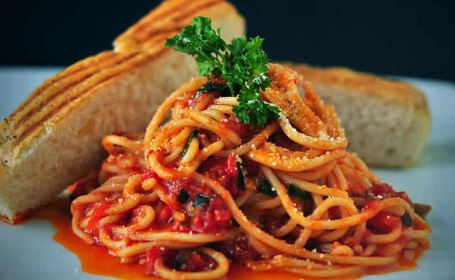 pasta y carbohidratos cena ciclsita