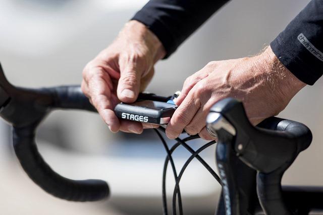 potencia media vatios ciclismo
