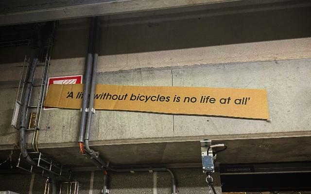 vida sin bicicleta no es vida