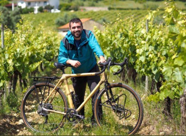 7000 kilometros bicicleta de bambu