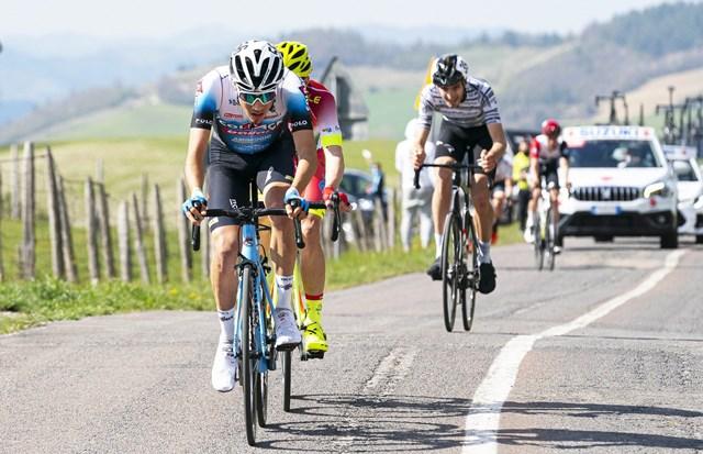 Juan ayuso ciclismo español