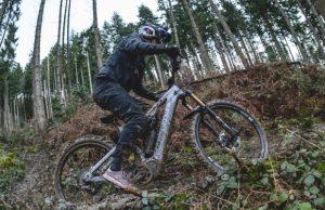 Canyon Mountain Bike eléctrica calidad precio