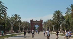 usar la bicicleta en ciudad