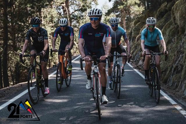 21 ports andorra marcha cicloturista