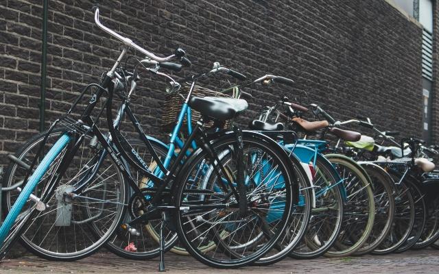 como ir en bici por ciudad