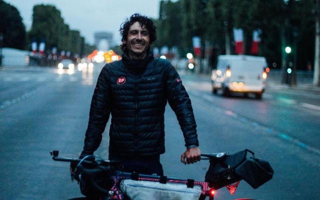 Lachlan Morton París Alt Tour Francia