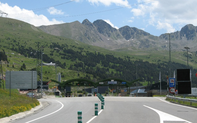 Envalira Andorra puertos míticos Pirineos