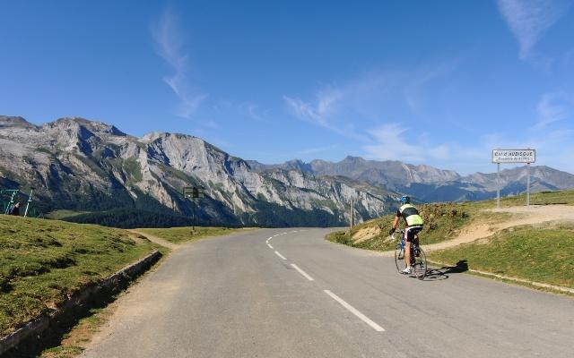 Col d'Aubisque Pirineos puertos míticos