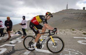 Wout Van Aert Tour Mont Ventoux