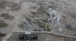 Tourmalet Pirineos puertos míticos montaña