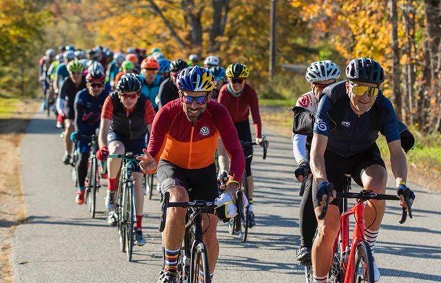 prueba larga distancia ciclismo