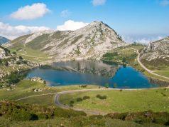 Lagos de Covadonga La Vuelta 2021
