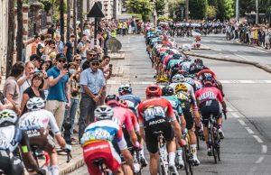 Aprender a rodar en grupo ciclismo