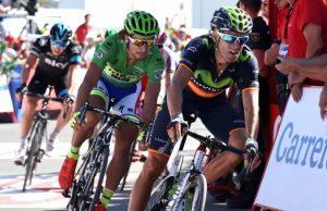 Alejandro Valverde Vuelta a España datos