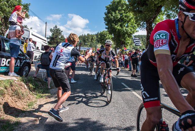 hidratacion ciclismo verano
