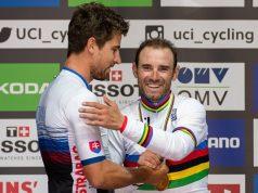 Mundiales ganadores Peter Sagan Alejandro Valverde