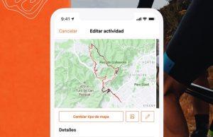 Planificar rutas bici Strava
