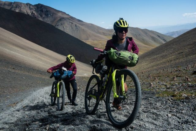Silk Road Mountain Race – Kirguistán