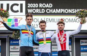 Julian Alaphilippe defenderá el maillot arcoíris en Flandes 2021 Mundial