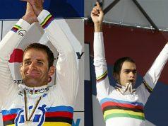 Últimamente los resultados no han sido los deseados, pero no hay que olvidar, y pocos se acordarán, de que Colombia ya fue campeona del mundo de ciclismo con Santiago Botero y Fabio Duarte