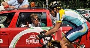 Armstrong publicidad 2009 astana