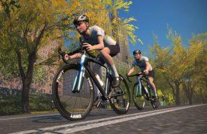 Mundiales ciclismo virtual eSports Zwift