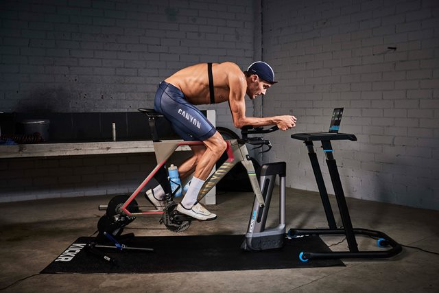 entrenamiento posicion triatlon