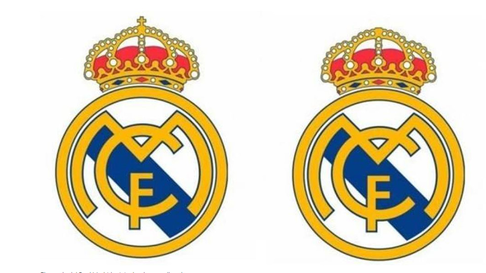 el real madrid modifica su escudo