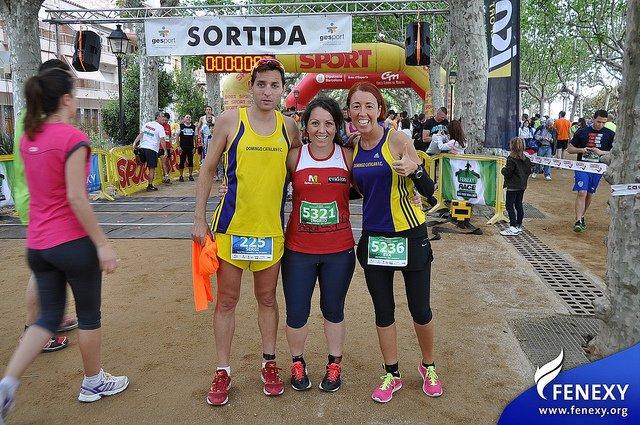Fenexy Race Calella 2013