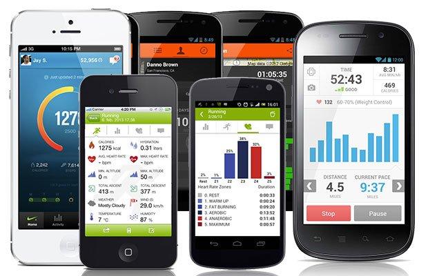Aplicaciones móviles para correr