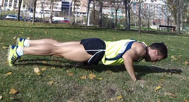 burpees resultados test