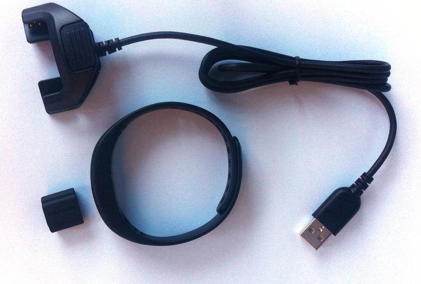 Cargador USB Garmin Vivoactive