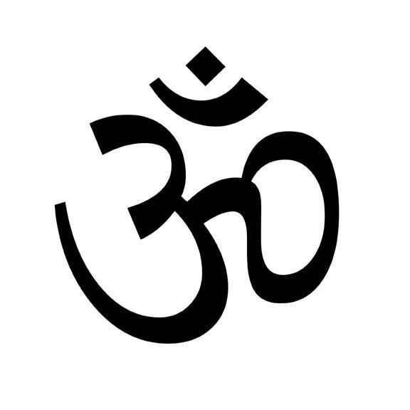 simbolo Yoga Ohm
