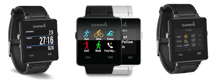 Nuevo garmin smartwatch vivoactive.