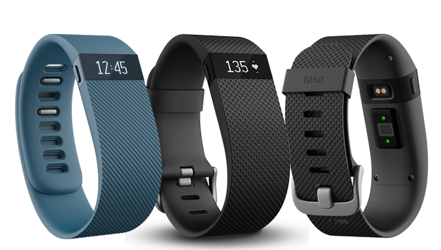 fitbit charge chargehr
