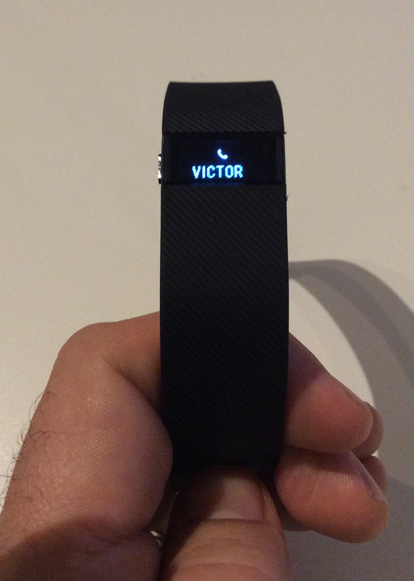 notificacion fitbit charge