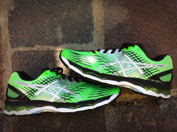 Asics Gel Nimbus 17 analisis