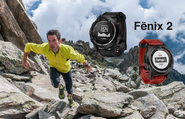 Garmin fenix2 reloj gps de montaña