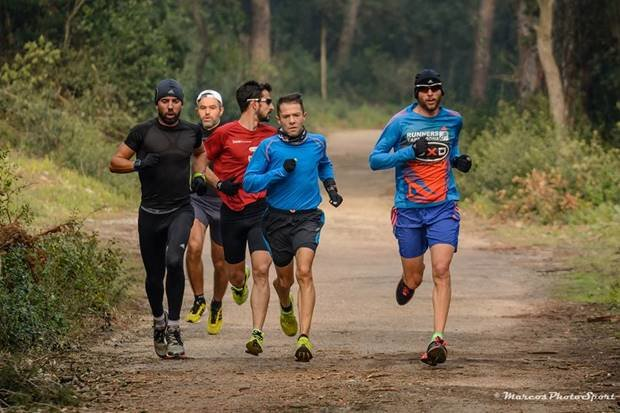 Entrenamiento de running plan de entrenamiento running